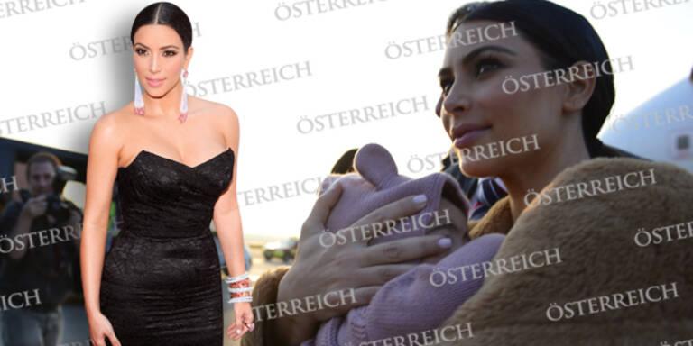 So wird Kims Opernball-Kleid