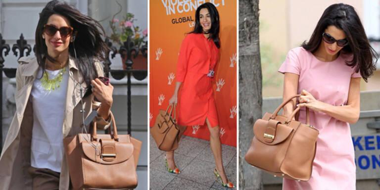 It-Bag nach Clooney-Ehefrau benannt