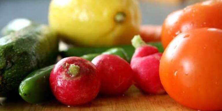 Wärmende und kühlende Lebensmittel