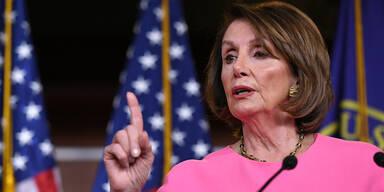 Trumps Troll-Armee geht auf Pelosi mit Fake-Video los