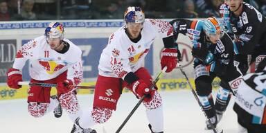 EC Red Bull Salzburg gewinnt in Linz