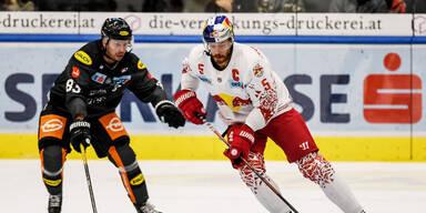 Salzburg rutschte gegen Dornbirn aus