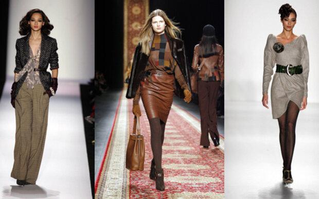Fashion und Style im Herbst