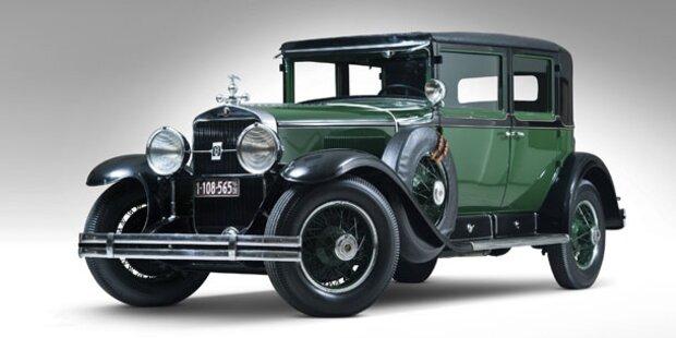 Al Capones Cadillac wird versteigert
