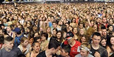 Die Highlights des Donauinselfest
