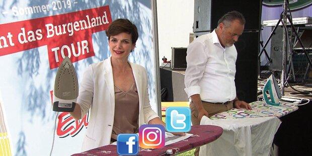 1. Wahlkampf total online