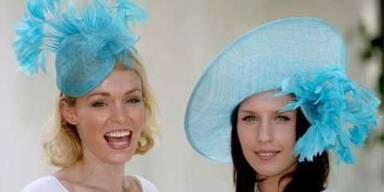 Außergewöhnliche Hut-Mode