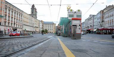 Tödlicher Schlag an Linzer Bim-Station: 24 Monate für 17-Jährigen