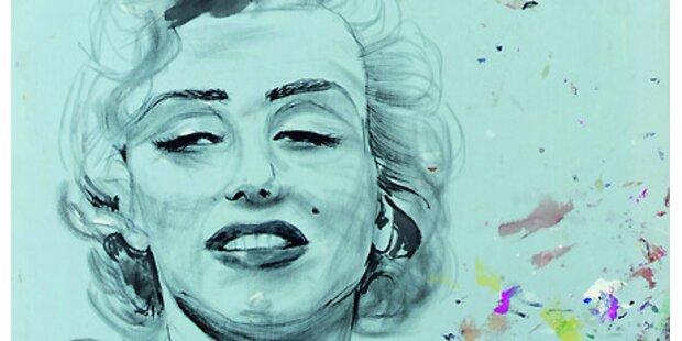 Geniale Porträts von Monroe bis Warhol