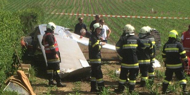 Nach Flugzeugabsturz in Kärnten ermittelt das Landeskriminalamt