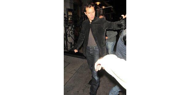 Jude Law schlug Frau ins Gesicht!