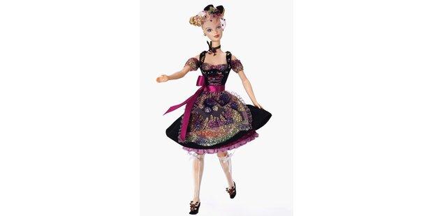Barbie kriegt ein Dirndl