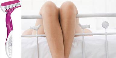 Rasierer BIC glatte Beine