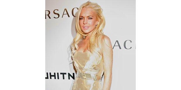 Was ist mit Lindsay Lohan los?