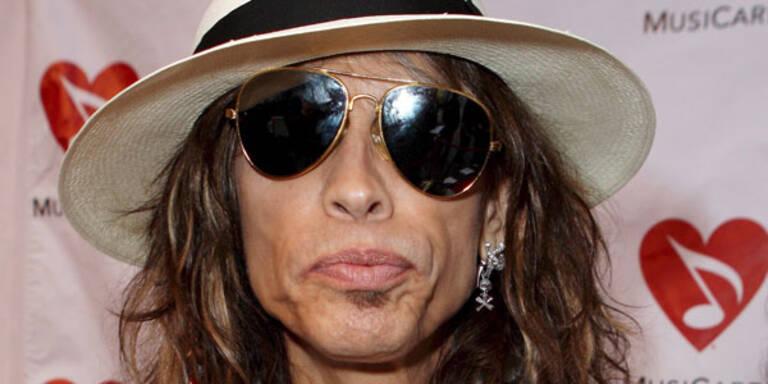 Aerosmith-Sänger Steven Tyler in Entzugsklinik