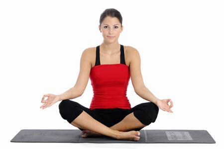 1 Besser schlafen mit Yoga-Übungen