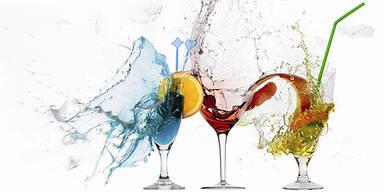 1 Cocktails Sommerdrinks Rezepte Gewinnspiel Zielwasser Buch gewinnen