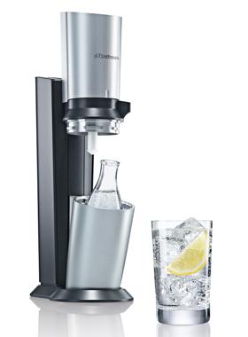 1 Design-Sprudler 'Crystal' von SodaStream
