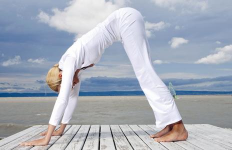 1 In Balance mit Anti-Aging-Yoga
