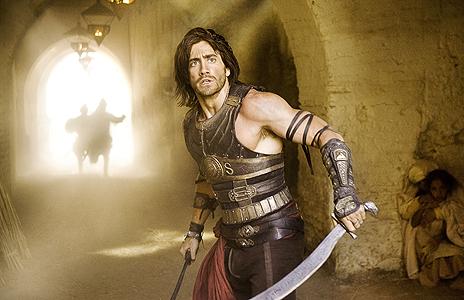 1 Jake Gyllenhaal 'Prince of Persia'