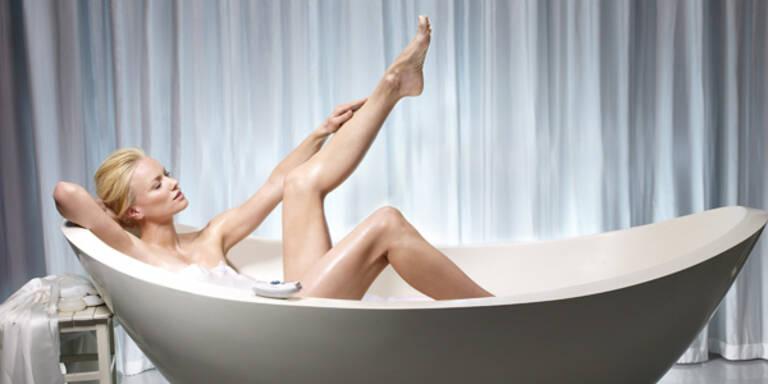 Schöne Beine für sexy Sommerkleider