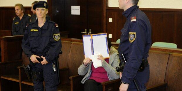 Arsen-Morde: Lebenslang für Angeklagte