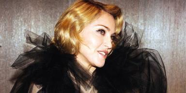 Madonna bringt Schuh-Kollektion raus