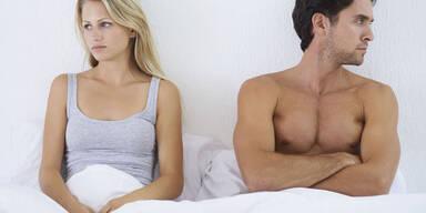 Keine Lust auf Sex? Das ist schuld!