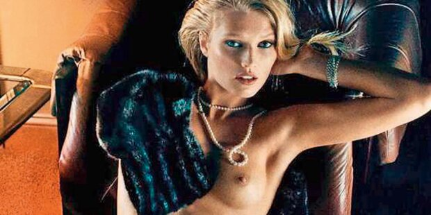 Toni Garrn: So sexy ist Leos Neue