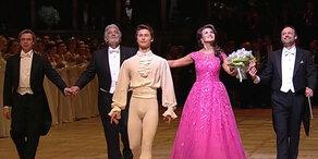 Die Highlights des Opernballs 2016