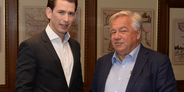 Österreich: Neuwahlen in Österreich? Vizekanzler Mitterlehner wirft hin
