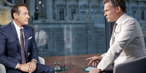 Sommergespräche: Strache will Sobotka verklagen