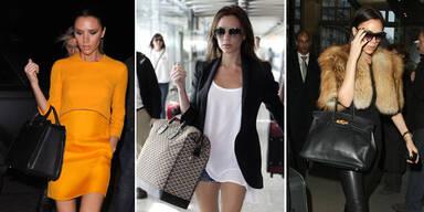 Victoria Beckham verursacht Rückenschmerzen!