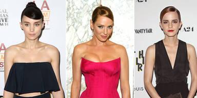 Der neue Red-Carpet Trend-Hairstyle