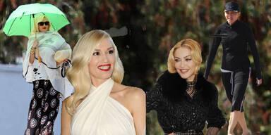 Schönheitsideal: Noble Blässe wie Gwen Stefani