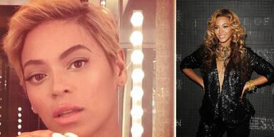 Beyoncé: plötzlich mit raspelkurzem Pixie-Cut
