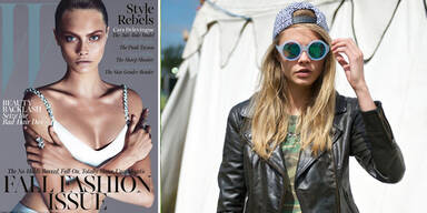 Cara Delevingne sucht Rat bei Kate Moss