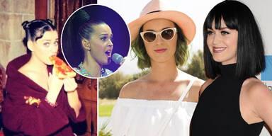 Katy Perry: schon bald mit Glatze?