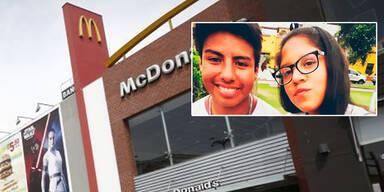 McDonald's-Mitarbeiter sterben an Stromschlag