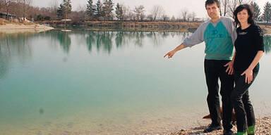"""""""Wir fanden eine nackte Leiche im Teich"""""""