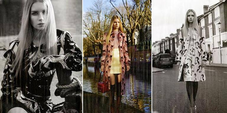 Fotografen schwärmen von Kate Moss Schwester