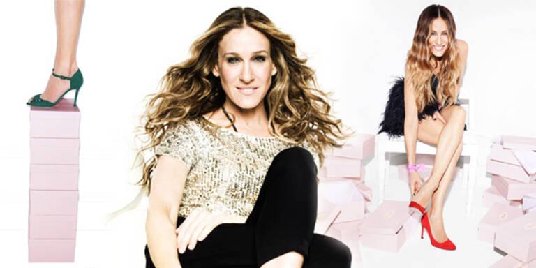 Für Nordstrom designte die Schauspielerin ihre erste, mit Spannung erwartete Schuh-Kollektion. Die Preise werden sich zwischen 150 und 300 Euro bewegen.
