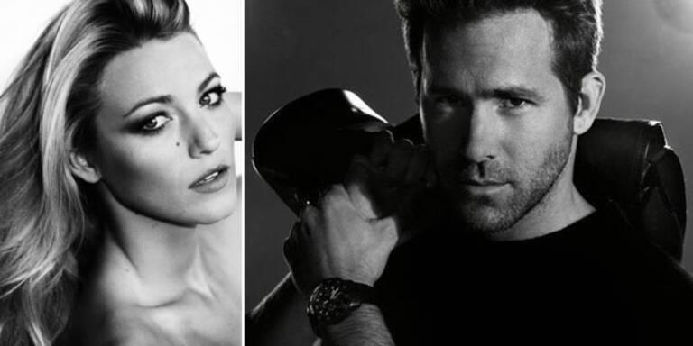 Ryan Reynolds: stark & elegant für L'Oréal