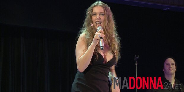Rebekka Bakken live bei der Pink Ribbon Gala