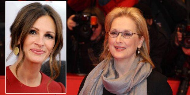 Meryl Streep ist stinksauer auf Julia