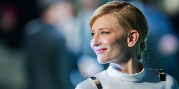 Cate Blanchett warnt vor Suche nach Glück