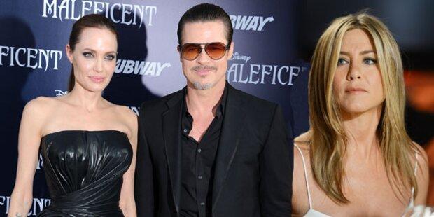 Jennifer Aniston: Hat sie Angst vor Brad Pitt?