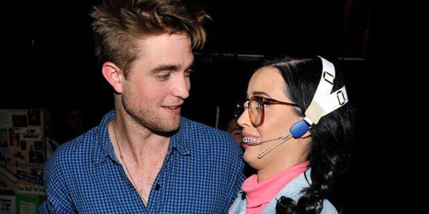Pattinson & Katy Perry: Sie wohnen zusammen!