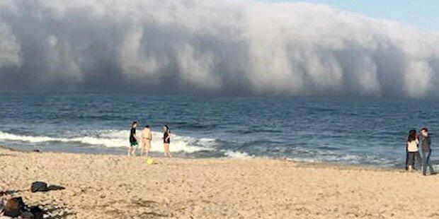 Mega-Welle im Anmarsch – doch warum reagiert niemand?