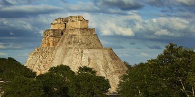 Maya Pyramide Weltuntergang